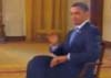 Click here to Watch Barack Obama Killing fly during an Interview