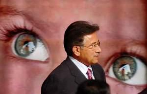 President Mushrraff
