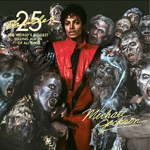 "Micheal's album ""Thriller"" was the most seeling album in the history of Music"