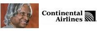 Continental Airlines apologizes to Ex president| Read More