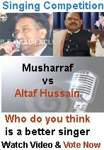 musharraf vs altaf hussain