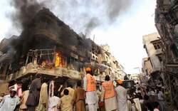 peshawar blast 28 october