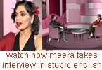 meera interview